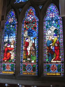 St Mary's Stained Glass Window