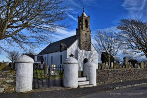 St Mark's Church, Malew